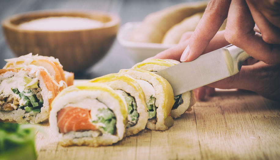 Sushi class by Brothers Events Luxembourg